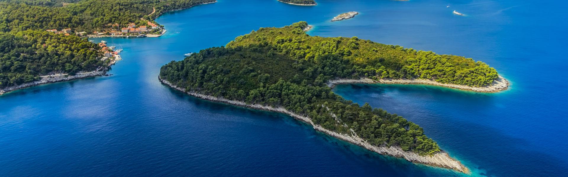 island of mljet dubrovnik