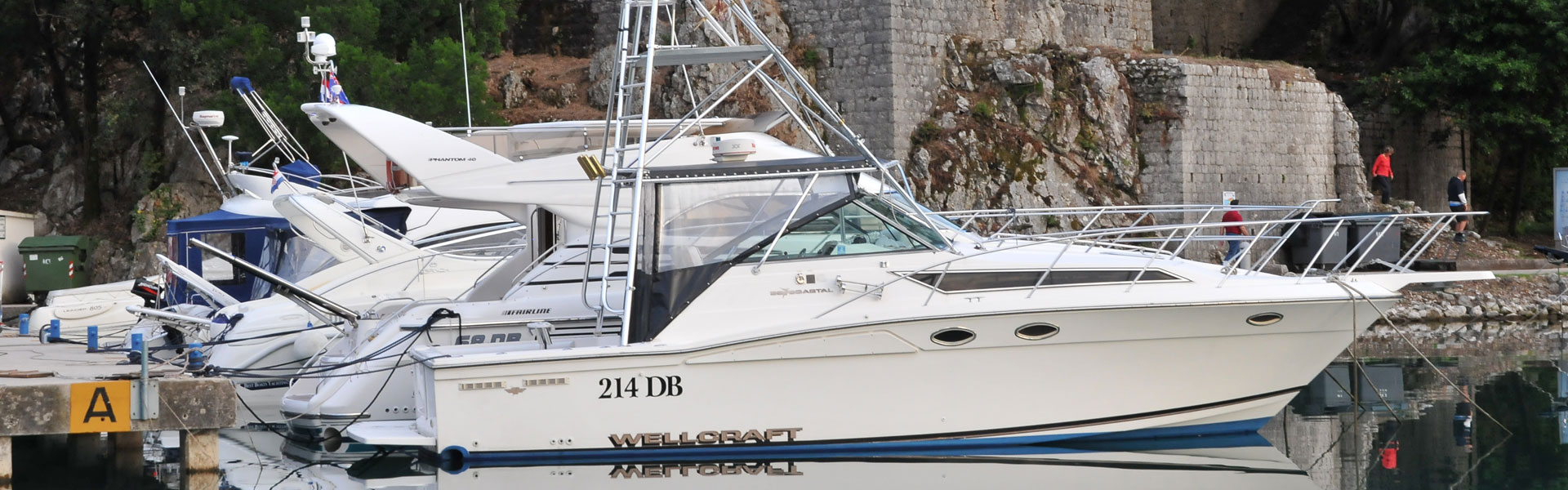rent fishing boat dubrovnik