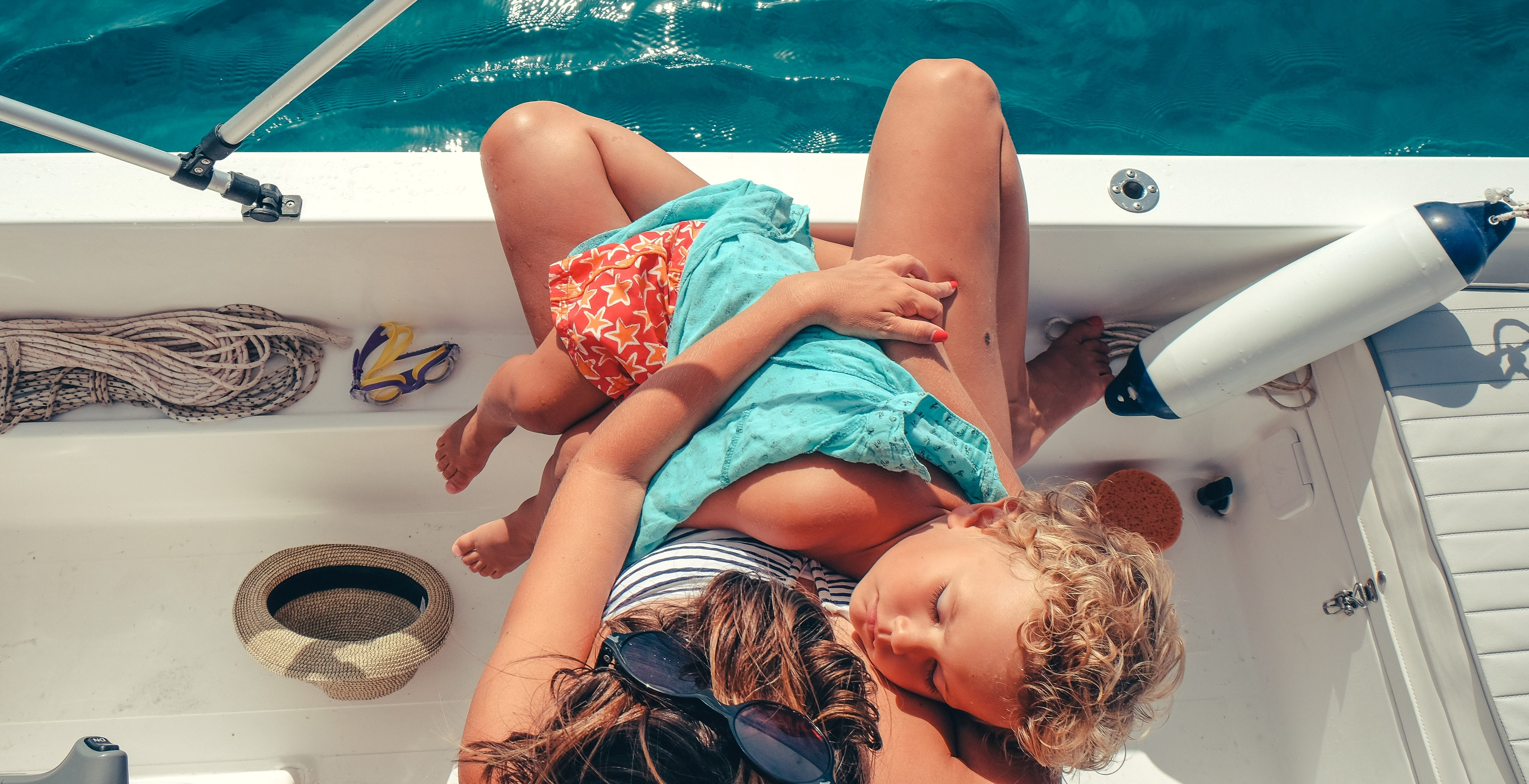 FAMILY YACHT CHARTER IN THE ADRIATIC