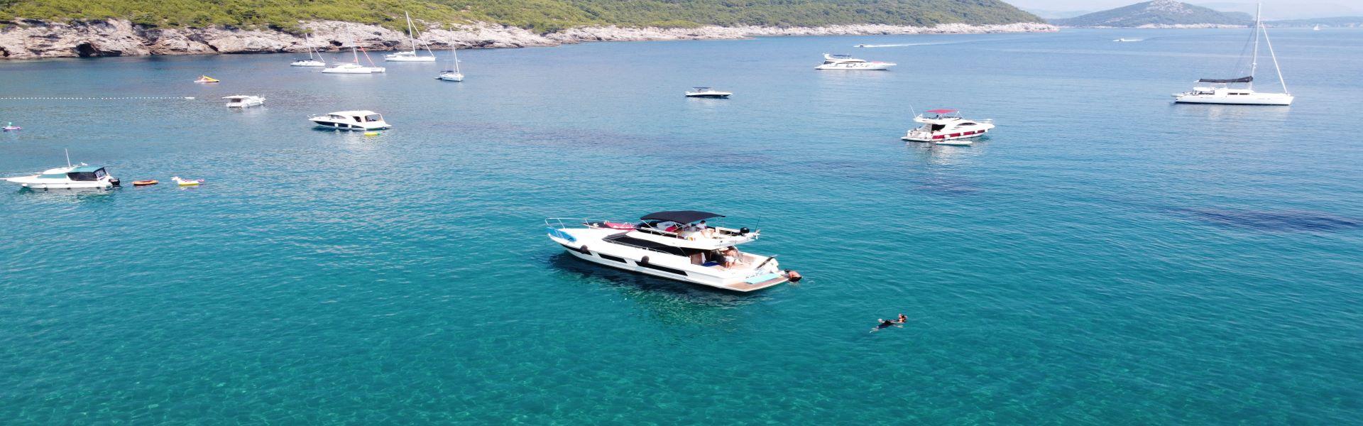 GUIDE TO CROATIA ISLAND HOPPING