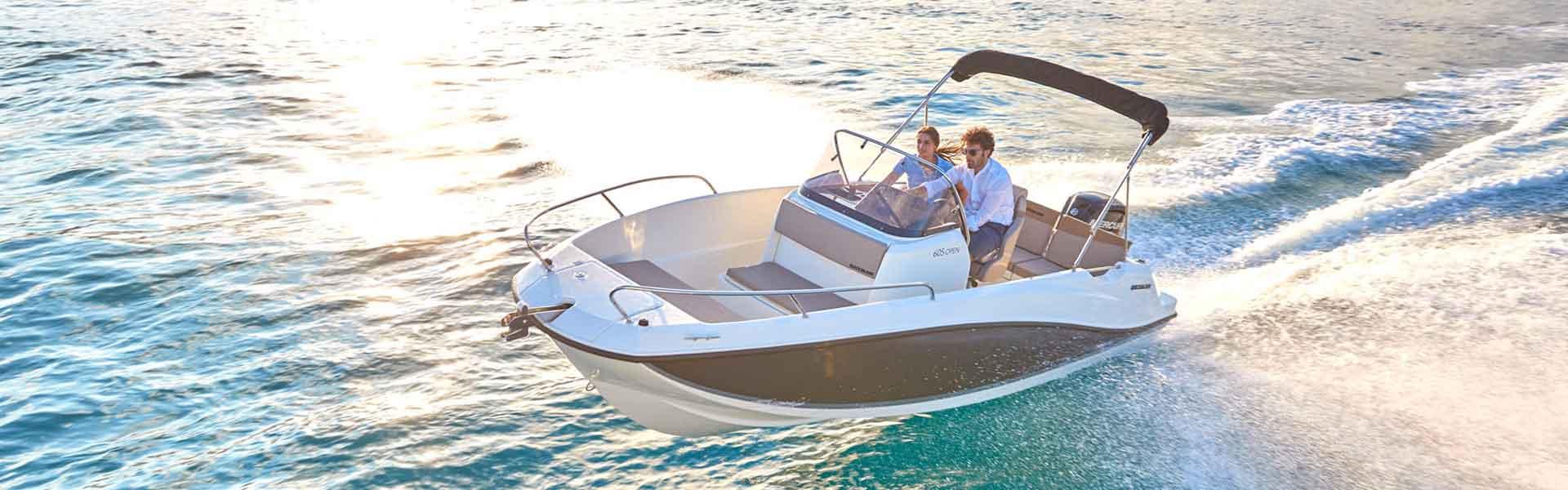 romantic boat rental