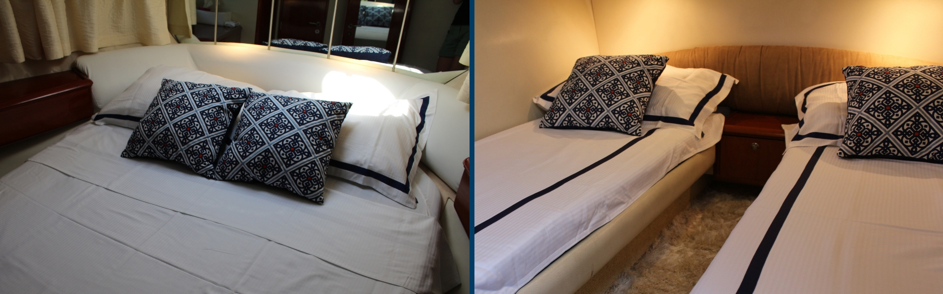 Choice for overnight charter