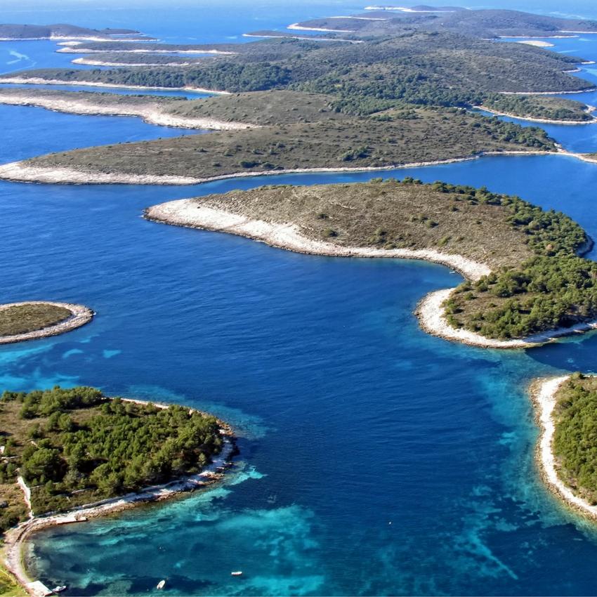 Pakleni Islands - Hvar