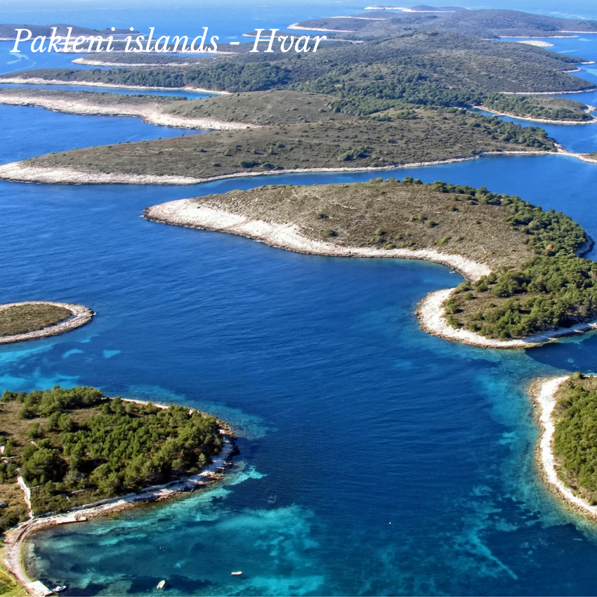 Pakleni Islands - Hvar